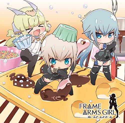 TVアニメ『フレームアームズ・ガール』 エンディング・テーマ「FULLSCRATCH LOVE」【完全初回限定生産盤】