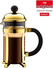 Bodum Coffee Maker Chambord, Gold, 1923-17