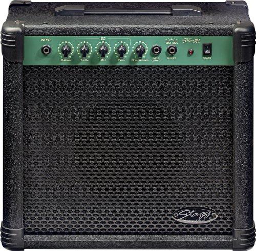 Stagg 20 BA UK 20W Bass Guitar Amplifier