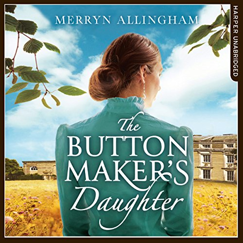 The Buttonmaker's Daughter audiobook cover art