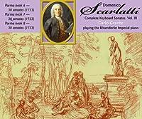 Scarlatti: Complete Keyboard Sonatas, Vol. 3 by Carlo Grante (2013-11-19)