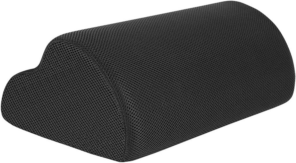 Emilykylie Portable Max 52% Financial sales sale OFF Slowly Resilient Elastic Cotton Footrest Pil