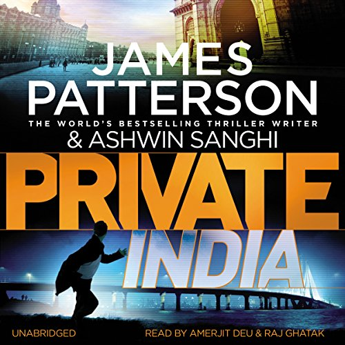 Private India audiobook cover art