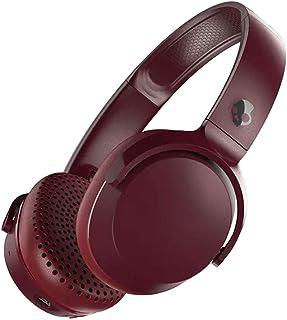 Skullcandy Riff Wireless Bluetooth On-Ear Headphones Moab/Red/Black