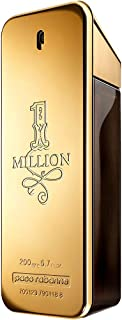1 Million by Paco Rabanne for Men Eau de Toilette 200ml