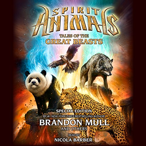Spirit Animals: Special Edition copertina