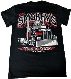 Old Smokies Trucker T-Shirt