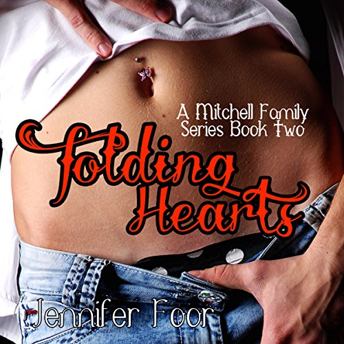 Folding Hearts audiobook cover art