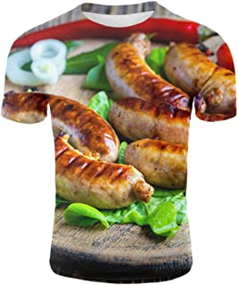Best pizza t shirt india Reviews