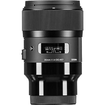 Sigma 35mm f/1.4 DG HSM Art Lens for Sony E-Mount Cameras (Black)