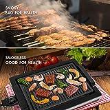 Immagine 1 gotoll grill bistecchiera barbecue elettrico