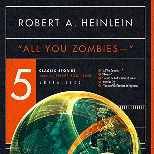 'All You Zombies' audiobook cover art