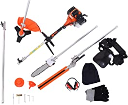 52cc petrol strimmer brush cutter extras