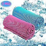 GoKitem Kühlendes Handtuch Super Absorbierendes