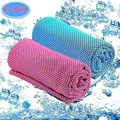GoKitem Kühlendes Handtuch Super