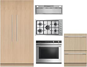 Fisher Paykel 6 Piece Kitchen Package with 24