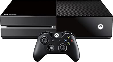 Microsoft Xbox One Special Edition inMatte Blackin 500GB (Renewed) [video game]