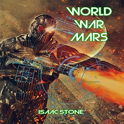 World War Mars audiobook cover art