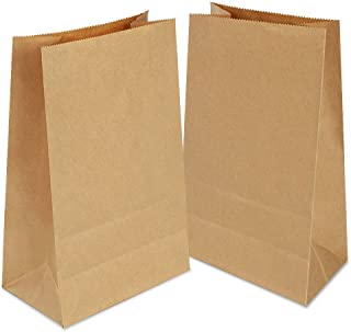 SNAGAROG 24 PCS Sac en Papier Kraft 15x8x20cm Sachet Emballage Cadeau Pochette /à Pois Dor/é Sac Cartonn/é de Luxe pour No/ël Mariage F/ête Anniversaire Naissance Blanc