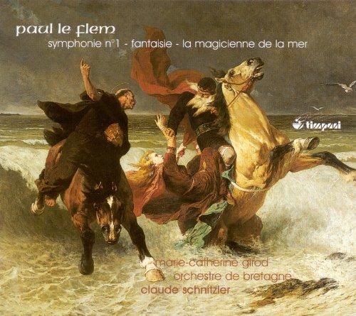 Le Flem, P.: Magicienne De Mer (La) / Symphony No. 1 / Fantaisie
