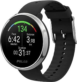 PolarIgnite - Montre fitness Multisports avec Mesure de la Fréquence Cardiaque au Poignet, Guide d'Entraînement, GPS, Eta...