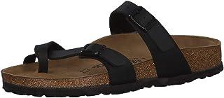 BIRKENSTOCK Mayari, Women's Fashion Sandals, Black, 38 EU