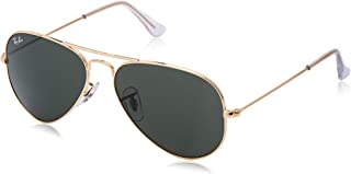 Ray-Ban RB3025 Aviator Non-Polarized Sunglasses