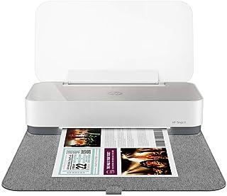 HP Tango X inteligentna drukarka domowa (HP Instant Ink, WLAN, Bluetooth, zintegrowane sterowanie głosem, szara podkładka ...