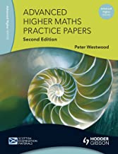 Advanced Higher Maths: Practice Papers