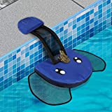 QRose Animal Saving Escape Ramp for Pool, Save Critters in Swimming Pool Device Handy, Floating Ramp Rescues Saving Frogs, Toads Animal Mice, Birds (Style-01Elephant)
