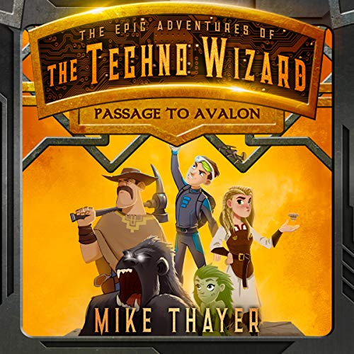 Passage to Avalon  audiobook cover art