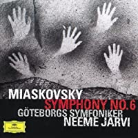 Miaskovsky: Symphony 6 (2002-07-28)