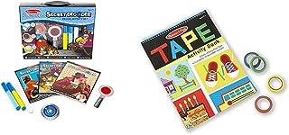 Melissa & Doug Secret Decoder Set & Tape Activity Book
