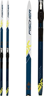 Fischer Ridge Crown Mens XC Skis w/Tour Step-in IFP Bindings