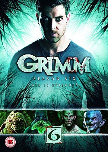 Grimm: Season 6 Set Edizione: Regno Unito Reino Unido DVD