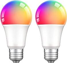ZigBee 3.0 slimme lampen, 9W = 60W RGB + CCT spotlight, kleurwissel gloeilamp dimbaar, compatibel met Hue, Amazon Echo Plu...