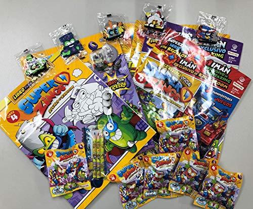 EDIBA Pack Total Superzings Series 4