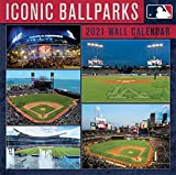 Mlb Iconic Ballparks 2021 Calendar