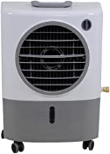Hessaire 1,300 CFM 2-Speed Portable Evaporative Cooler for 500 sq. ft.
