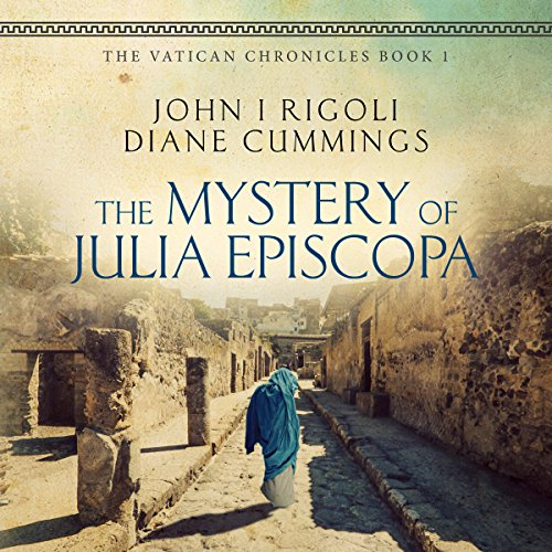 The Mystery of Julia Episcopa cover art