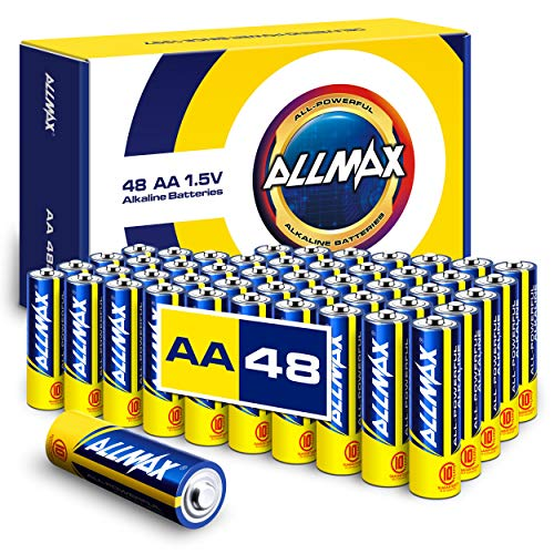 Best top rated aa batteries