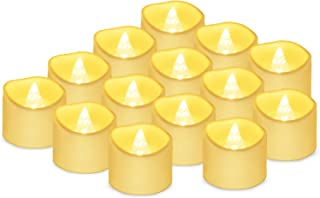 Led Kerzen Flackernde Flamme Teelicht,Led Flammenlose Kerzen Elektrische Tee Lampen..