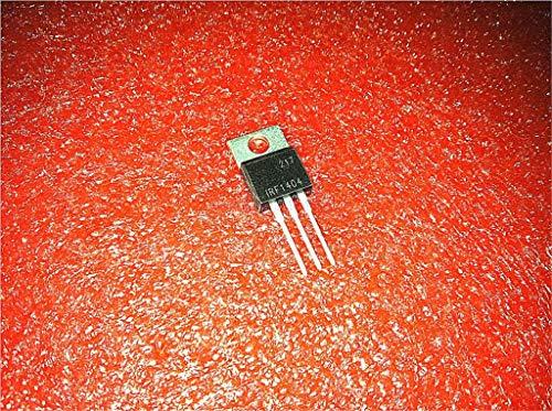 10 teile/los IRF1404 kanal feldeffektröhre 40 V / 162A / 0,004 Ou rohr TO-220 100% neue original Auf Lager