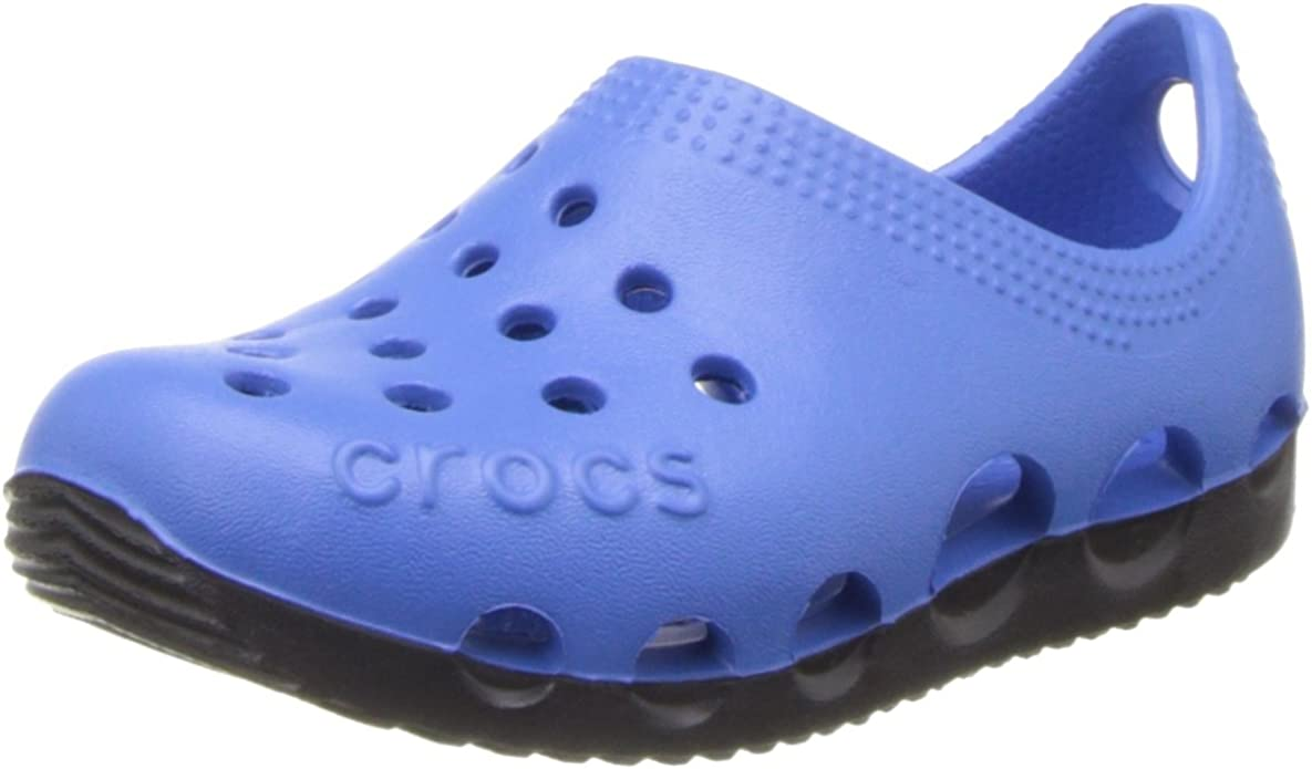 Crocs Boys' Duet Orb Sneaker PS