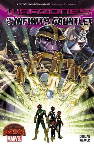 Compare Textbook Prices for Infinity Gauntlet: Warzones  ISBN 9780785198741 by Duggan, Gerry,Weaver, Dustin