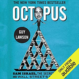 Octopus audiobook cover art