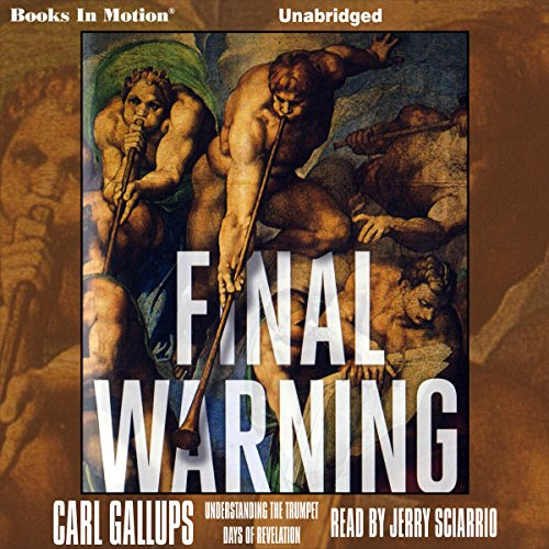 Final Warning audiobook cover art