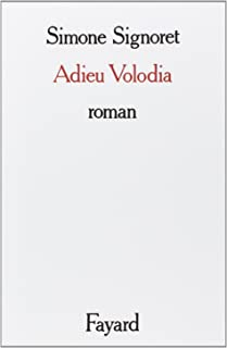 Adieu Volodia: Roman (French Edition)