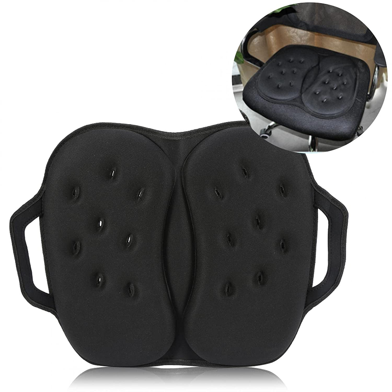 Breathable Nonslip Gel Seat Cushion Cushions Max [Alternative dealer] 53% OFF Elastic for Chair