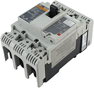 Fuji Electric, BW50RAGU-3P005, G-TWIN series Molded Case Circuit Breaker, 10kA, Line protection, 5A 3P